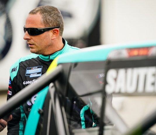 Johnny Sauter DQed