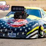 Frankie Taylor won the Pro Extreme portion of the ADRL Dragpalooza event at the Texas Motorplex. (Jason Dunn Photo)