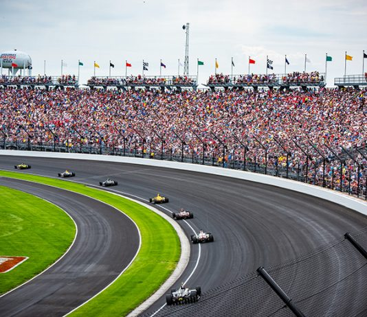 Roger Penske has said that if fans won't be allowed at Indianapolis Motor Speedway for the Indianapolis 500, then the event won't happen. (IMS Photo)