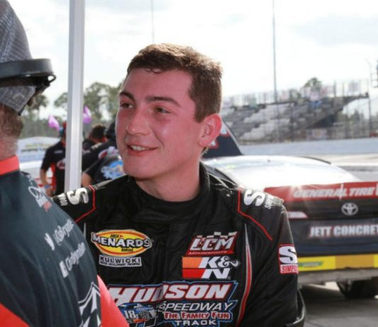 Chad Bryant Racing and driver Derek Griffith have adjusted their planned ARCA schedule for 2020.