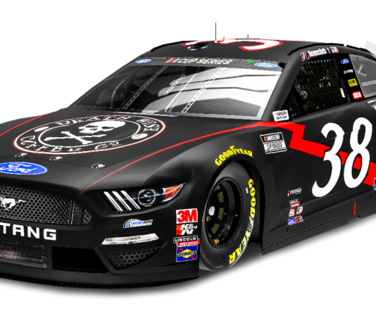 Death Wish Coffee will sponsor John Hunter Nemechek in seven NASCAR Cup Series events this year.
