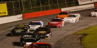 The Solid Rock Carriers CARS Tour returns to Hickory Motor Speedway for the first of two scheduled visits in 2020. (Adam Fenwick Photo)
