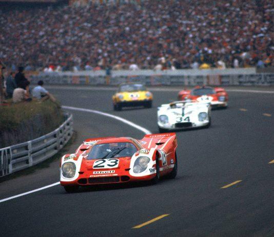 Porsche 1970 Le Mans