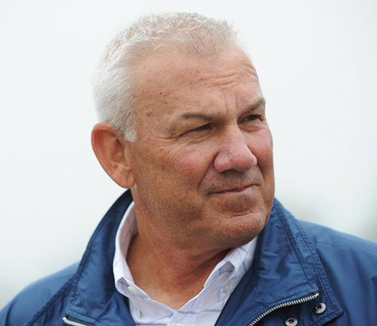 Dale Jarrett has confirmed he has been diagnosed with COVID-19. (NASCAR Photo)