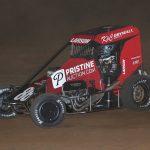 Larson Keeps Rolling