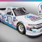 Kong Beer Bong is set to sponsor Spencer Boyd on June 27 when the NASCAR Gander RV & Outdoors Truck Series visits Pocono Raceway.