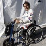 Alex Zanardi has reportedly been seriously injured following a handbike crash in Italy on Friday. (IMSA Photo)