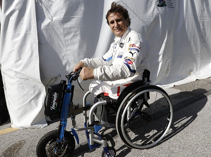 Paracyclist Alex Zanardi suffers severe head injuries in truck accident