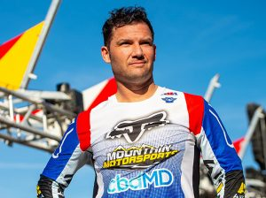 What does Chad Reed's future hold? He's hoping to expand his sports car racing efforts going forward. (Feld Entertainment, Inc. Photo)