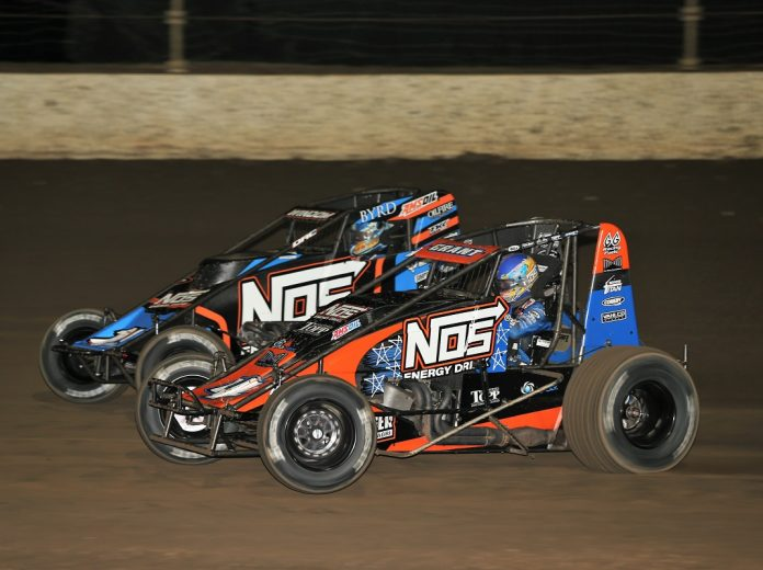Windom Sprints To Victory