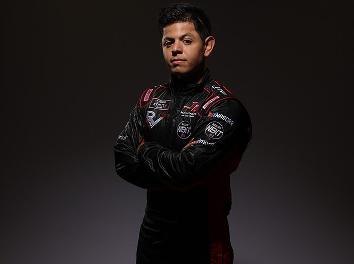 Ryan Vargas will compete in multiple races for JD Motorsports this season in the NASCAR Xfinity Series.