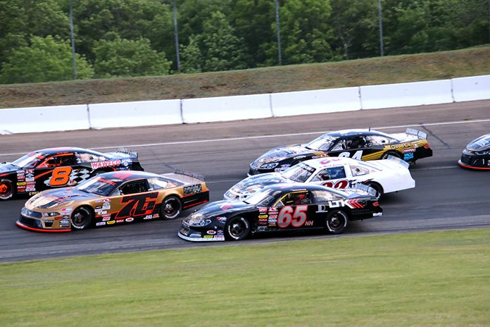 The inaugural New England Late Model Challenge Cup will now take place in 2021 as multiple tracks planning to participate are still waiting on the go-ahead to start racing for 2020. (Alan Ward photo)
