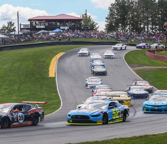 The Trans-Am Series is returning to action this weekend at the Mid-Ohio Sports Car Course for the first time since the COVID-19 pandemic began.