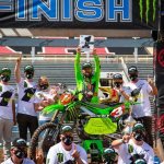 Eli Tomac and Monster Energy Kawasaki will carry the momentum of a supercross title into the Lucas Oil Pro Motocross Championship, where Tomac will seek a fourth consecutive 450 Class crown. (Align Media Photo)