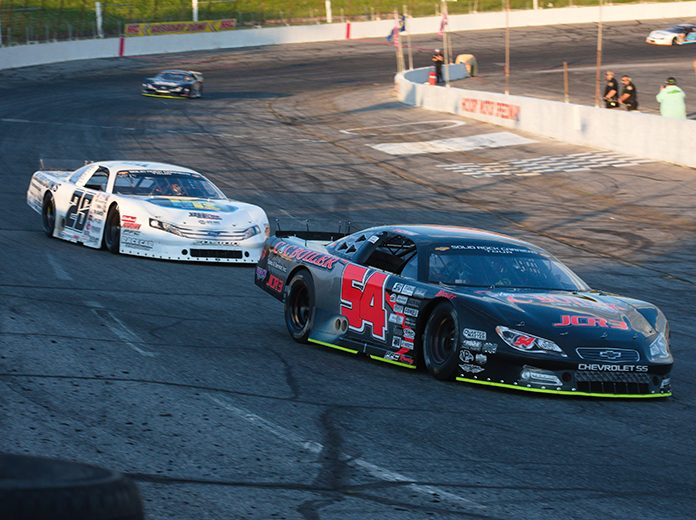 The Solid Rock Carriers CARS Tour is heading to Jennerstown Speedway on July 4 and Bubba Pollard and Matt Craig are both carrying momentum into the event. (CARS Tour Photo)