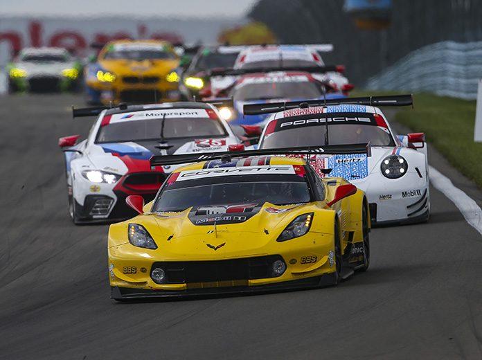 IMSA has announced a new date for the Sahlen's Six Hours of the Glen at Watkins Glen Int'l. (IMSA Photo)