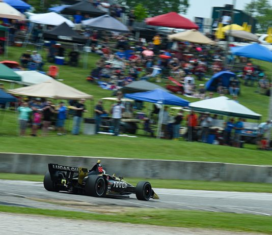 The NTT IndyCar Series will allow fans to be in attendance for the doubleheader at Road America on July 11-12. (IndyCar Photo)