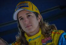 Ana Beatriz (IndyCar Photo)