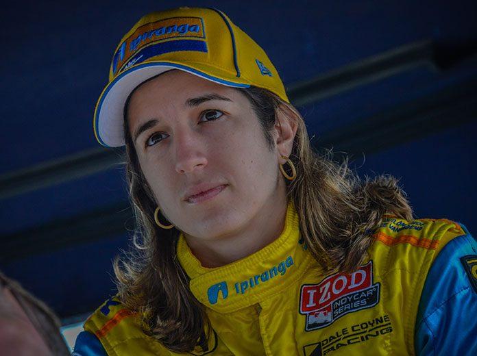 Ana Beatriz (IndyCar Photo)