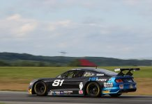 Thomas Merrill was the winner of Sunday's Trans-Am Series TA2 event at the Mid-Ohio Sports Course.