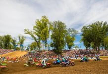 Pro Motocross Season Postponed