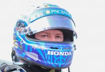 Scott Dixon is hoping to carry momentum from his win at Texas Motor Speedway into Saturday's NTT IndyCar Series event on the Indianapolis Motor Speedway road course. (IndyCar Photo)