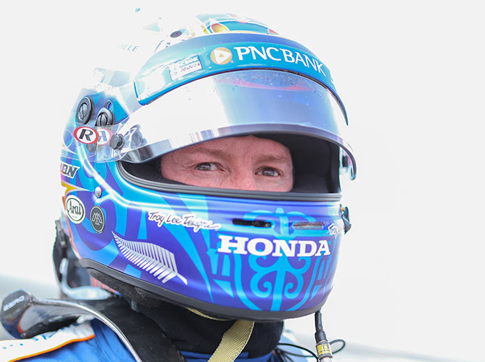 Dixon Hopes To Continue Fast Start On Indy Road Course