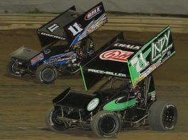 Ohio Sprint Speedweek: