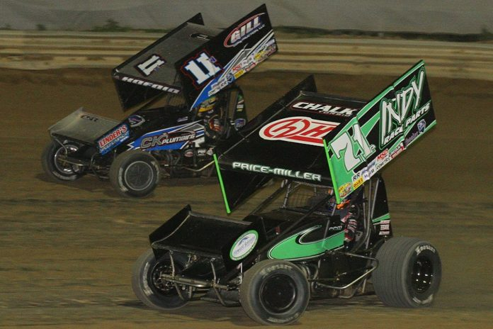 Ohio Sprint Speedweek: