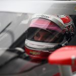 Will Power was fastest during NTT IndyCar Series practice Friday on the Indianapolis Motor Speedway road course. (Chris Graythen/Getty Images)