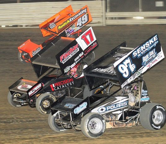 Ohio Sprint Speedweek Through