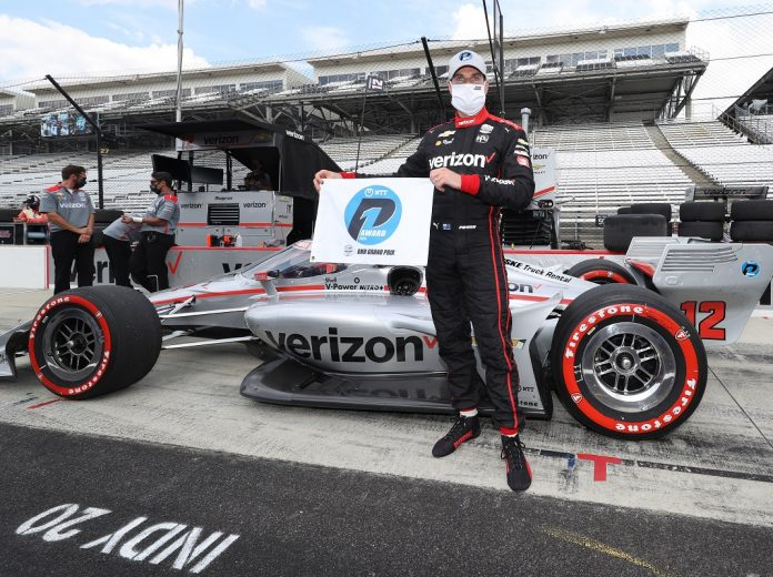 Power Earns Another IMS