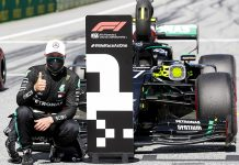 Valtteri Bottas earned the pole for the Austrian Grand Prix on Saturday. (LAT Images Photo)