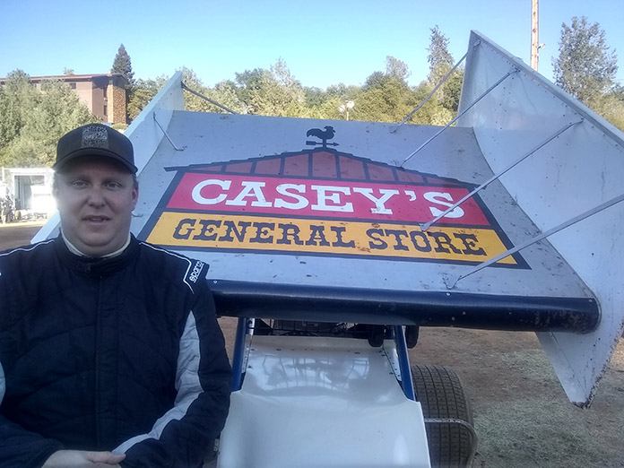 Chris Masters and his family have received support from Don Lamberti, the founder of Casey's General Stores, for years.