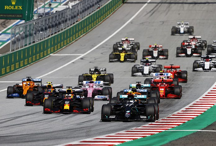Sunday's Austrian Grand Prix from the Red Bull Ring drew strong numbers for ESPN. (LAT Images Photo)