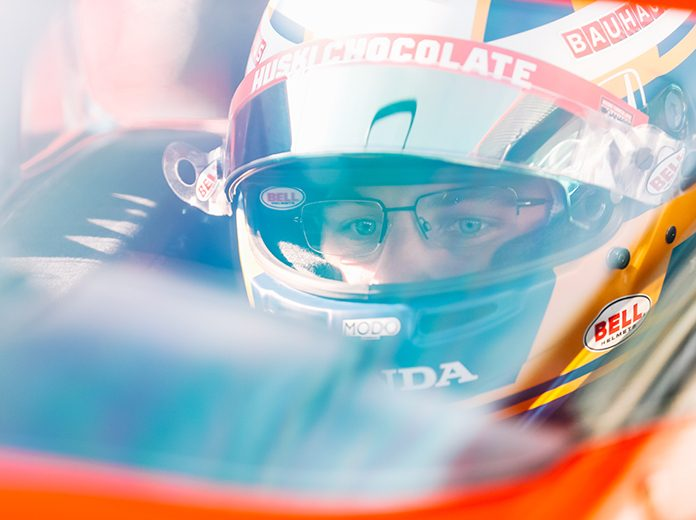 Marcus Ericsson is hoping to turn heads as the NTT IndyCar Series visits Road America for a doubleheader this weekend. (IndyCar photo)