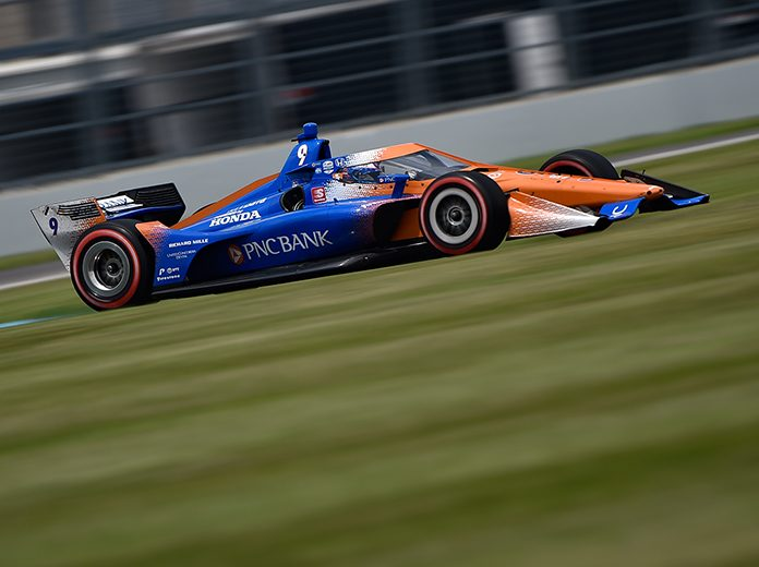 Scott Dixon is looking to continue his hot start to the NTT IndyCar Series season this weekend at Road America. (IndyCar Photo)
