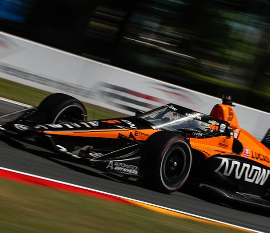 Pato O'Ward earned his first NTT IndyCar Series pole Sunday at Road America. (IndyCar Photo)