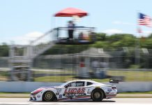Tomy Drissi earned his first Trans-Am Series victory since 2018 on Sunday at Brainerd Int'l Raceway.