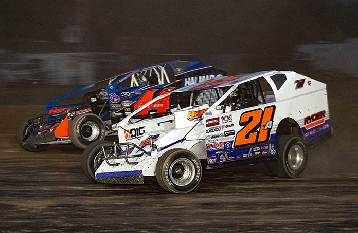 The Super DIRTcar Series is moving ahead with the planned event at Bridgeport Speedway on July 24. (Joe Grabianowski Photo)
