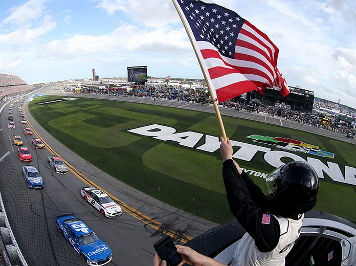 Tickets for the NASCAR Cup Series' debut on the Daytona Road Course are officially on sale. (Brian Lawdermilk/Getty Images Photo)
