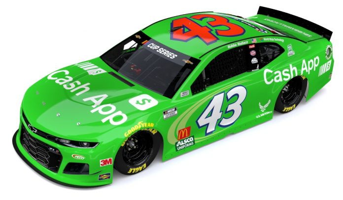 Cash App has joined Richard Petty Motorsports as part of a multi-year pact.