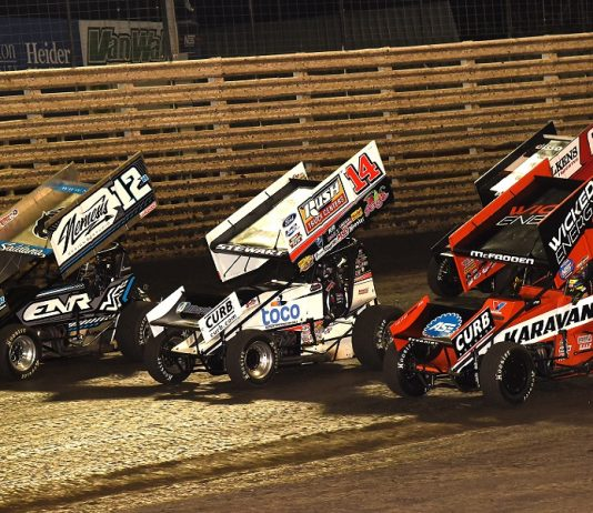 360 Knoxville Nationals Tickets