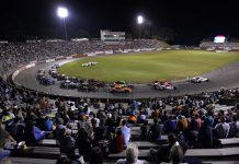 Bowman Gray Stadium will not host racing in 2020 due to the ongoing COVID-19 pandemic and the restrictions in place in the state of North Carolina. (Sara D. Davis for NASCAR Photo)