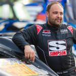 Donny Schatz doesn't get the chance to race a late model often, but he'll do that this weekend against the World of Outlaws Morton Buildings Late Model Series. (Chris Owens Photo)