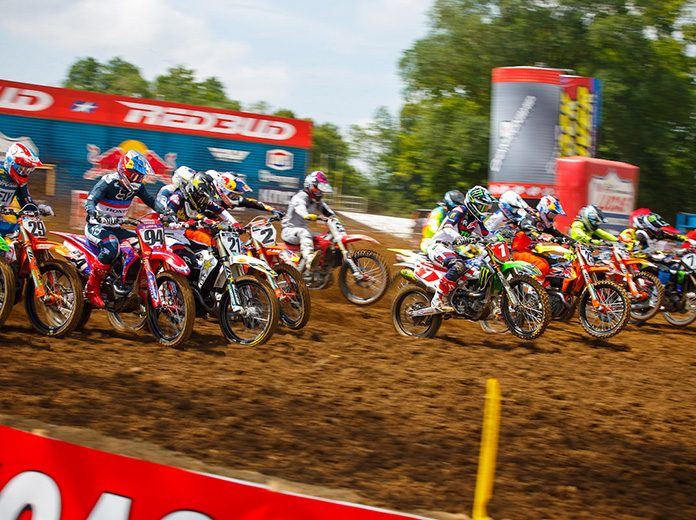 The Lucas Oil Pro Motocross Championship will contest a nine-round schedule this year. (Jeff Kardas Photo)