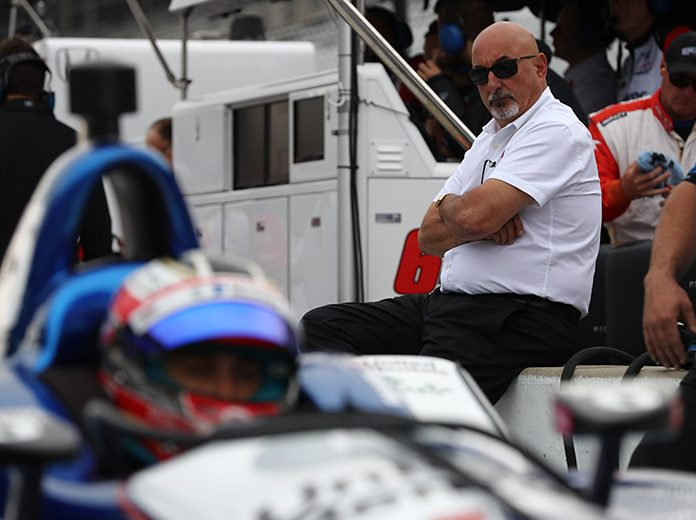 Bobby Rahal has worked hard to keep sponsors happy during the COVID-19 pandemic. (IndyCar Photo)