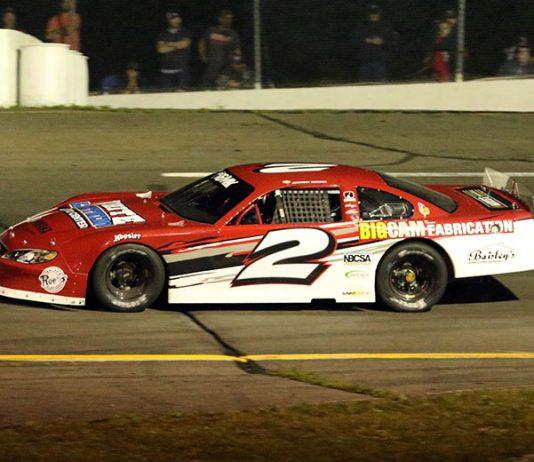 Ashton Tucker Saturday at Petty Int'l Raceway. (Tanya Everett Photography)