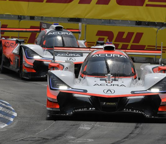 Acura Motorsports is ending its IMSA partnership with Team Penske at the conclusion of the 2020 season. (IMSA Photo)