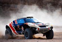 Andretti Autosport has partnered with United Autosports for the inaugural Extreme E season.